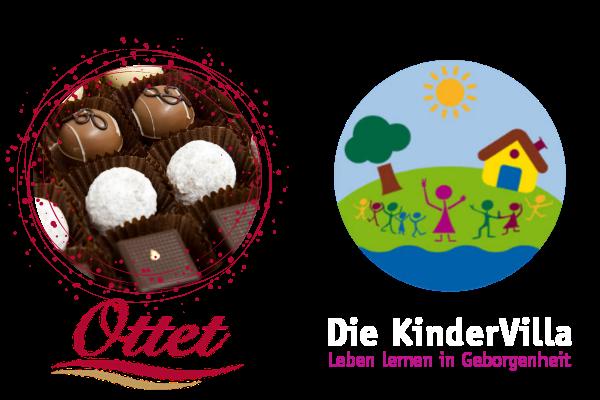 Charityaktion im Onlineshop: Ottet unterstützt die Kindervilla